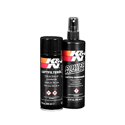 df97aa2b9 K&N 99-5050 Recharger Bike Air Filter Care Service Kit: Amazon.in ...