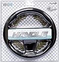 マリオカートを楽しもう! Wiiリモコン用ハンドル ブラックの商品画像