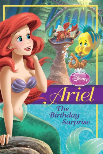 (Ariel: The Birthday Surprise (Chapter Book) )