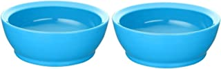 product image for Calibowl 12oz Ultimate Non-Spill Bowl Light Blue 2 pack