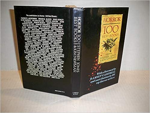 Horror: The 100 Best Books: Stephen Jones, Kim Newman