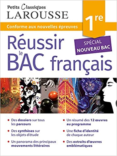 Réussir BAC français