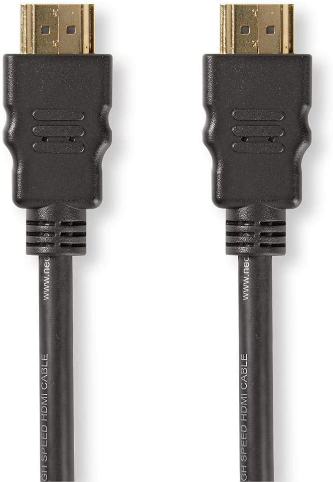 Nedis High Speed Hdmi Cable With Ethernet High Speed Elektronik