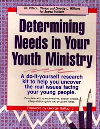 Determining Needs in Your Youth Ministry