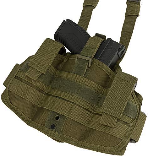 Evike Matrix Tactical Drop Leg Thigh Holster Rig (Color: OD Green)
