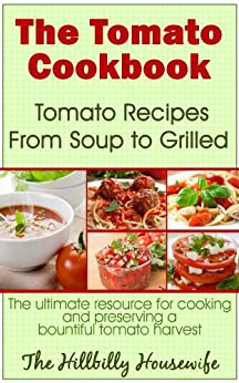 Tomato Cookbook Preserving Bountiful Hillbilly ebook product image
