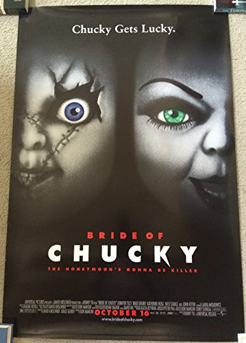 Bride of Chucky 1998 D/S Rolled Movie Poster 27x40