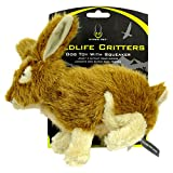 Hyper Pet Wildlife Rabbit Dog Toy, Large