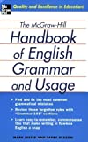 img - for The McGraw-Hill Handbook of English Grammar and Usage by Lester, Mark Published by McGraw-Hill 1st (first) edition (2004) Paperback book / textbook / text book