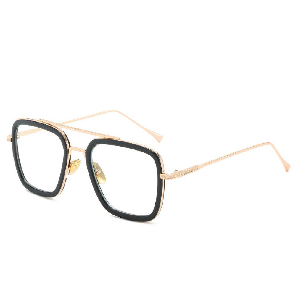 Yangjing-hl Gafas pentágono Gafas de Sol Marea Gafas de Sol ...