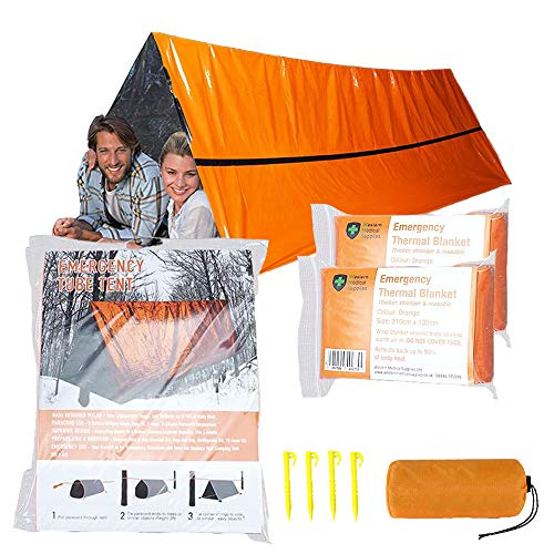 emergency 2 person tent - 3