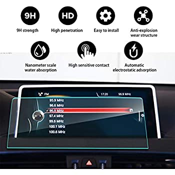 Navigation Protection Accessories Premium Tempered Glass Screen Protector Compatible with 2019 2020 Mercedes Benz C//GLC 10.25inch Touch Screen,SATIS,Anti Glare Scratch,Shock-Resistant W205,V253