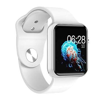 Amazon.com: FEIFEIJ Smartwatch, pantalla OLED de 1,3 ...