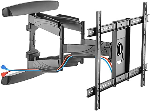 PIAOLING Soporte de TV Bastidor de TV Bastidor de TV (37-70 Pulgadas) Televisor LCD telescópico Giratorio 50/55/60/65 Estable y Fuerte (Color : Black, tamaño : 41.8 * 64.3cm): Amazon.es: Hogar