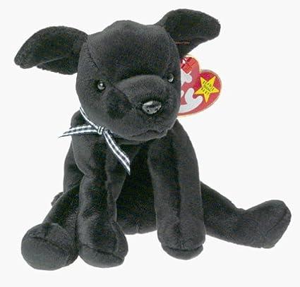 3d520409405 Amazon.com  TY Beanie Baby - LUKE the Black Lab  Toys   Games