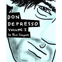 Don Depresso, Volume I: Comics About a Depressed Guy