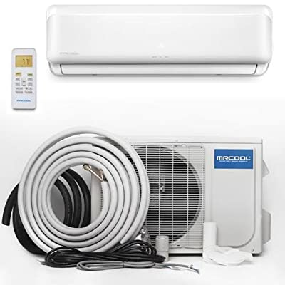 MRCOOL Advantage 24K BTU 16 SEER Ductless Mini-Split Heat Pump, with 16 Foot Install Kit