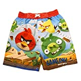 Angry Birds Game On Infant & Toddler Boys Swim