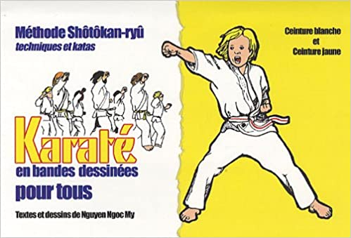 bande dessinee karate