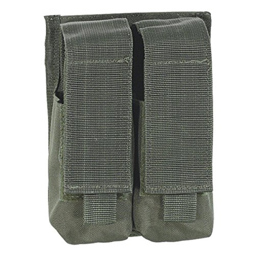VooDoo Tactical 20-9329004000 M18 Smoke Grenade Pouch, OD, Double