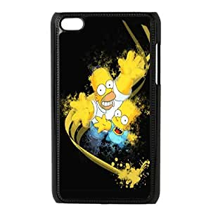 Custom Case Simpson for Ipod Touch 4 I5P3838878