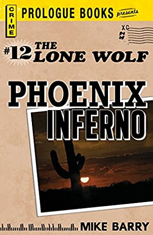 book cover of Phoenix Inferno