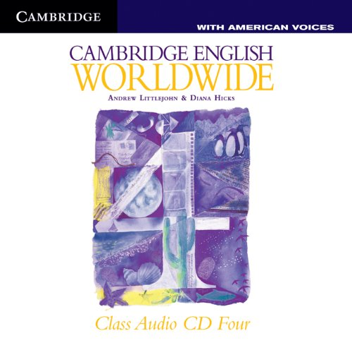 Read Online Cambridge English Worldwide Class Audio CD with American Voices pdf epub