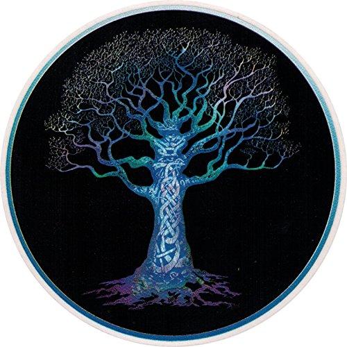 Celtic Tree - Window Sticker / Decal (4.5