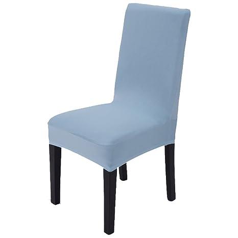 TEERFU Fundas elásticas para sillas de Comedor, extraíbles ...