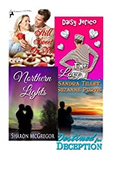 Boxed Set of 4 Sweet Romances! Bundle Deal Includes Destined for Deception, Northern Lights, The Love Thief, and Still Sweet on You