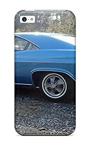 Hot Cover Case For Iphone/ 5c Case Cover Skin - 1966 Impala Vehicles Chevy Cars Chevy