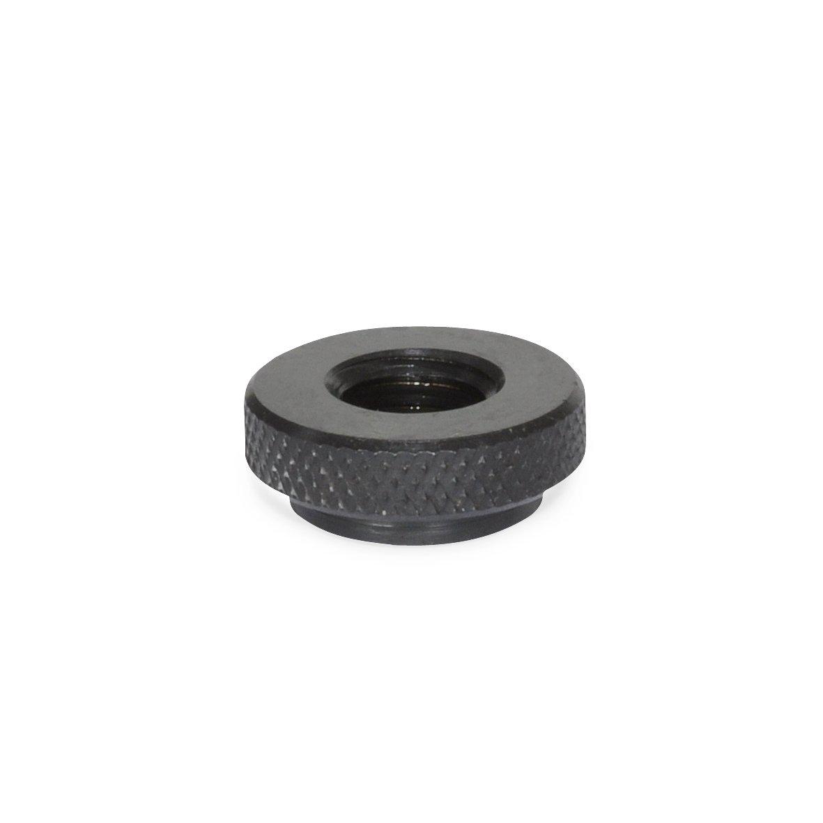 Winco L03-5322 CN Check Nut 1//4-20 Thread J.W Steel