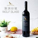 Wolf Blass 纷赋 灰牌赤霞珠设拉子红葡萄酒 750ml (澳大利亚品牌)