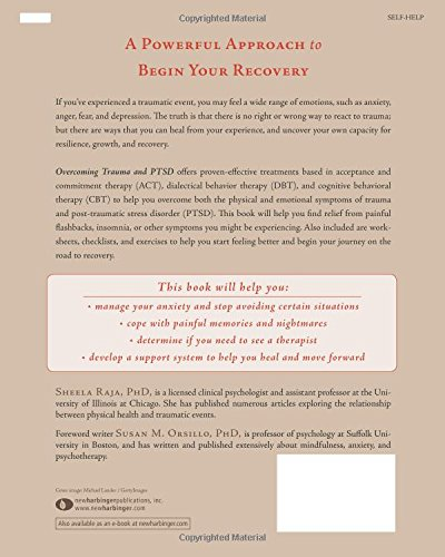 Overcoming Trauma and PTSD: A Workbook Integrating Skills from ACT ...