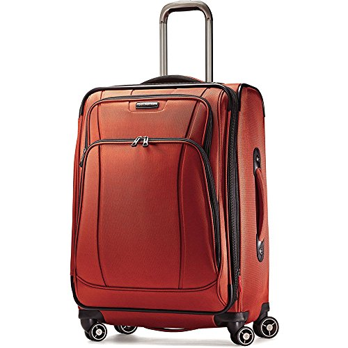 NEW! Samsonite DK3 Spinner 21 Suitcase - Orange Zest by NMC Shop