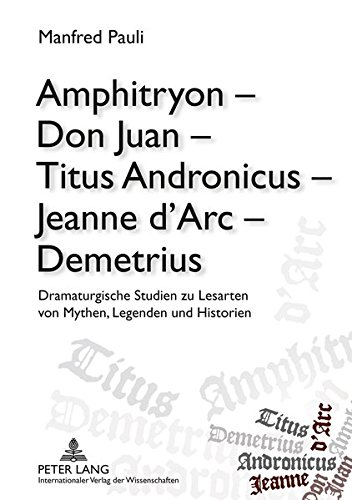 Amphitryon [Pdf/ePub] eBook