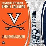 Virginia Cavaliers: 2020 12x12 Team Wall Calendar