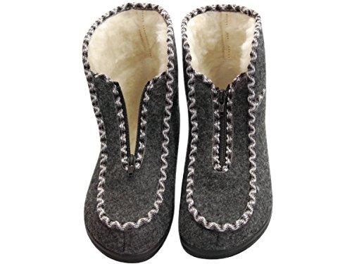 Bawal, Pantofole donna Grigio Grau 36