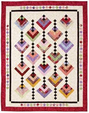 Garden Pattern Paper (Pattern~Hanging Gardens~2 1/2