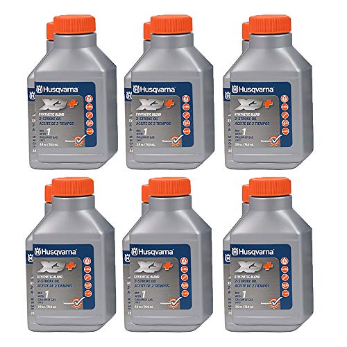 (Husqvarna XP 2 Stroke Oil 2.6 oz. Bottle 12-Pack)