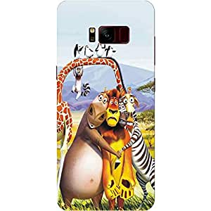 Samsung Galaxy S8 Printed Mobile Case