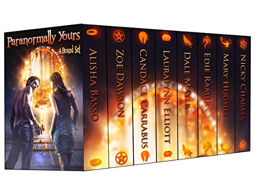 Paranormally Yours: A Boxed Set