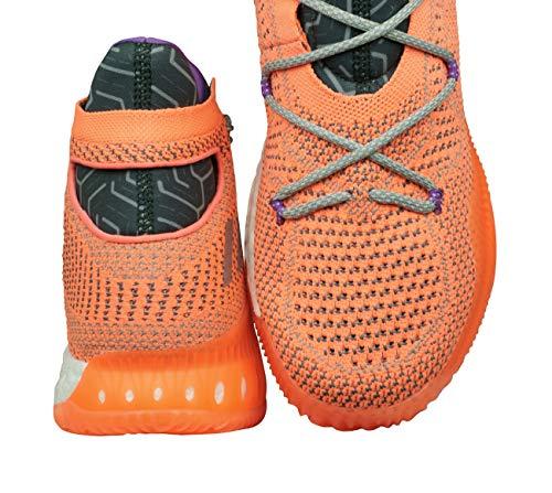 Crazy Explosive Hommes Orange Basket De Adidas Primeknit Chaussures ball dawfTW1qn