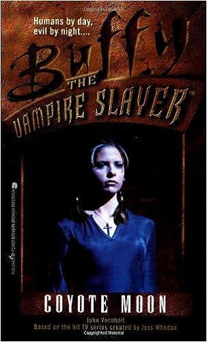 Amazon Coyote Moon Buffy The Vampire Slayer Book 3