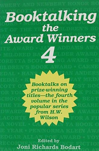 Booktalking the Award Winners 4