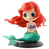 Cute Big Eyes Mermaid Doll Cake Toppers Birthday Cake Decoration Wedding Party Supplies