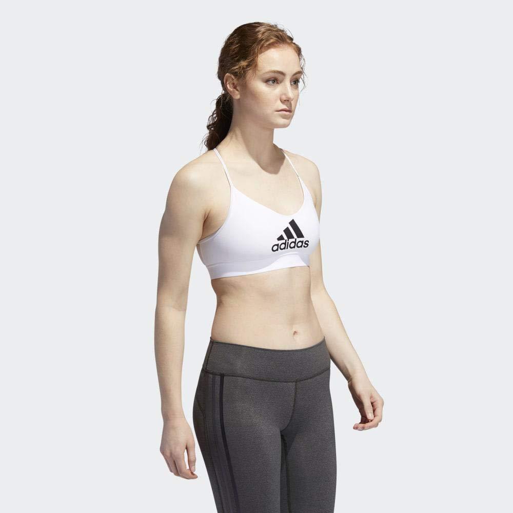 adidas All Me Badge of Sport Sujetador Deportivo, Mujer: Amazon.es ...
