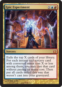 Magic: the Gathering - Epic Experiment (159) - Return to Ravnica