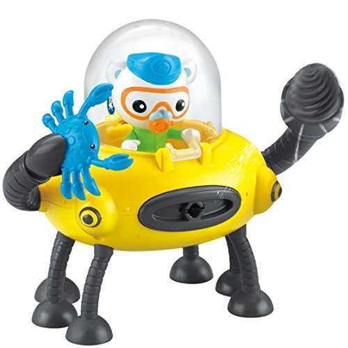 Fisher-Price Octonauts Claw and Drill Gup-D Playset ()
