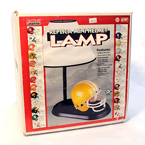 (Tennessee Volunteers Replica Mini Helmet Lamp)